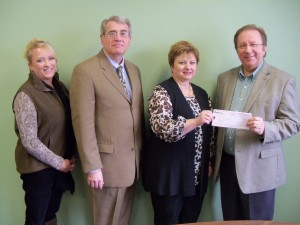KeyBank Check Presentation