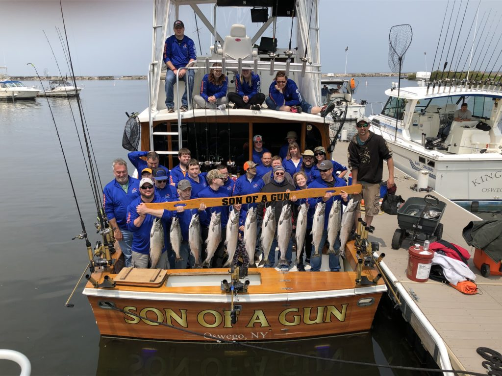 Alex Sheldon Memorial Fishing Tournament
